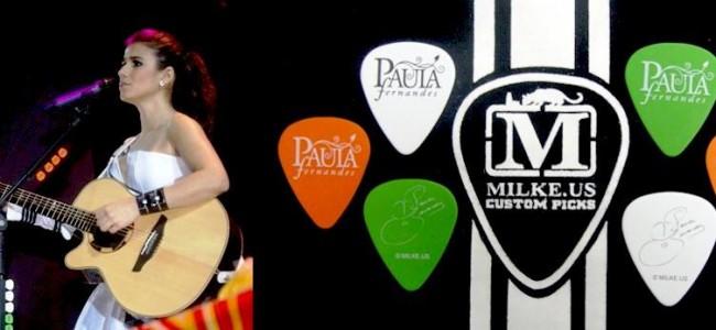 PAULA FERNANDES / MILKE.US