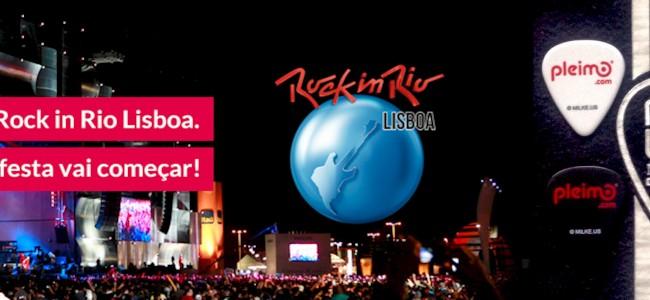 Pleimo.com – Rock in Rio Lisboa 2014 / Milke.us