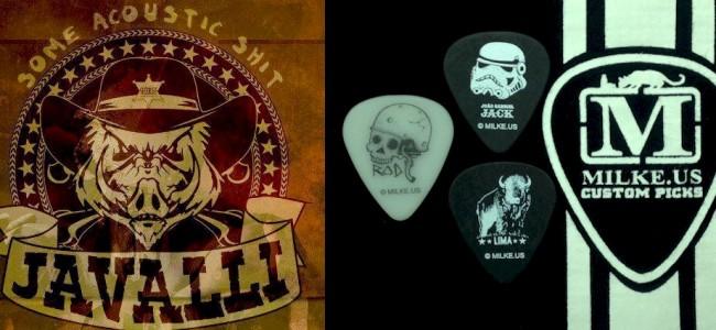Javalli Jack, Rod & Lima / Milke.us