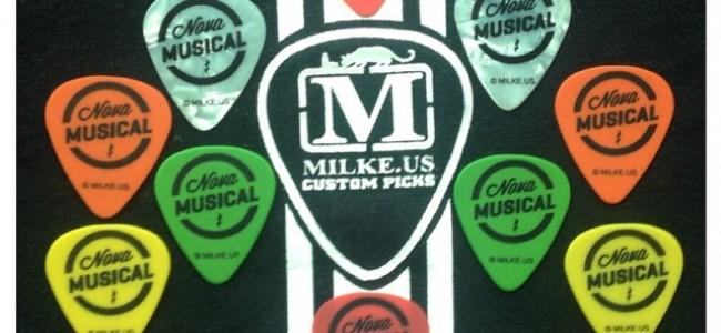 Nova Musical / Milke.us