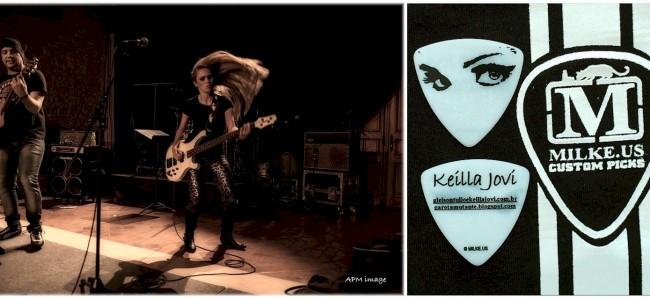 Keilla Jovi / Milke.us