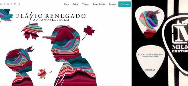 Flavio Renegado / Milke.us