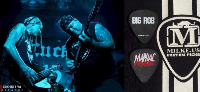Maniac Rise – Big Rob / Milke.us 2017