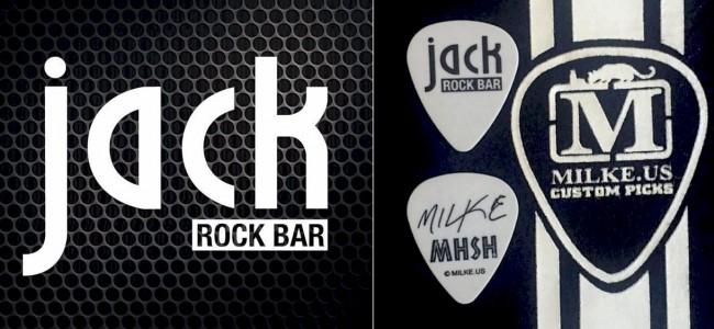 Jack Rock Bar – MHSH / Milke.us