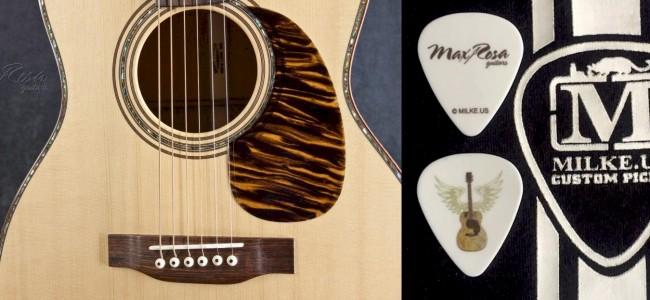 Max Rosa Guitar / Milke.us