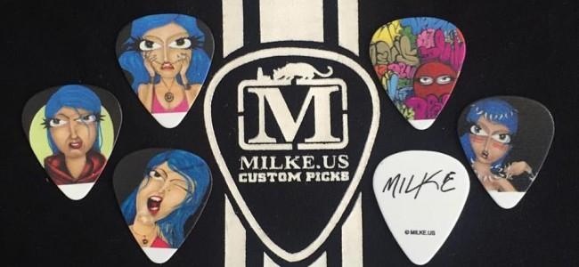 "MHSH Milke / Michael Devis ""Lolita"" collection / Milke.us"