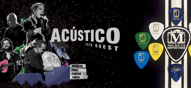 Jota Quest – MT Lara / Milke.us