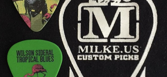 Wilson Sideral – Tropical Blues / Milke.us