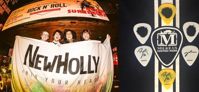NewHolly / Milke.us